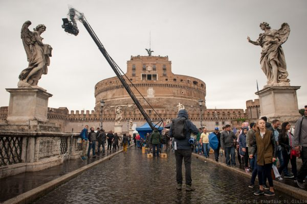 Hooten and The Lady - Rome Shooting shooting film service in italy